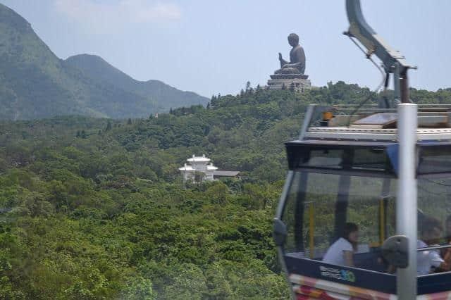 Buda Gigante, Hong Kong
