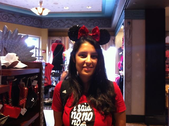 Disney Hollywood - Naty