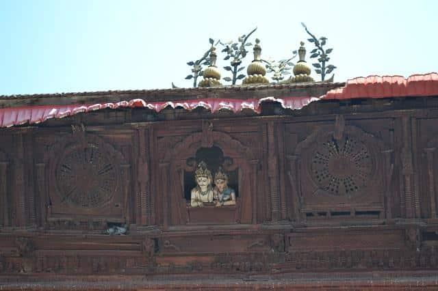 Durbar Square de Katmandu, Nepal