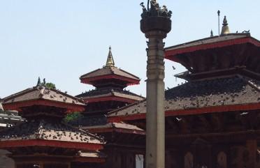 Durbar Square de Katmandu, praça incrível do Nepal