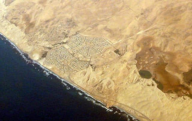 Libia - vista aérea