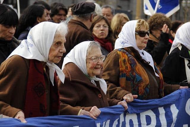 Luta das mães da Praça de Maio