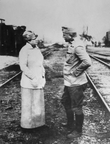 Nellie Bly primeira guerra mundial