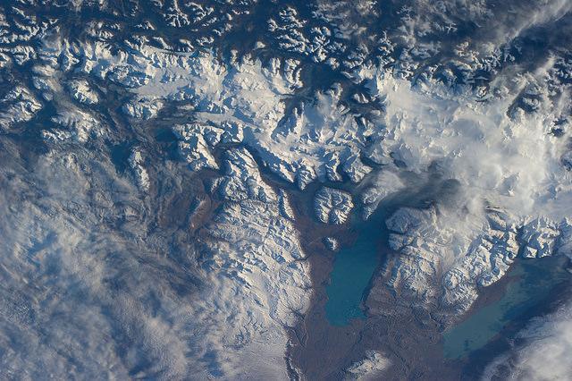 Patagonia - vista aérea
