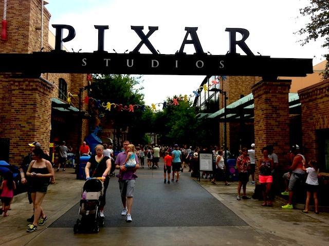 Pixar - Disney Hollywood Orlando