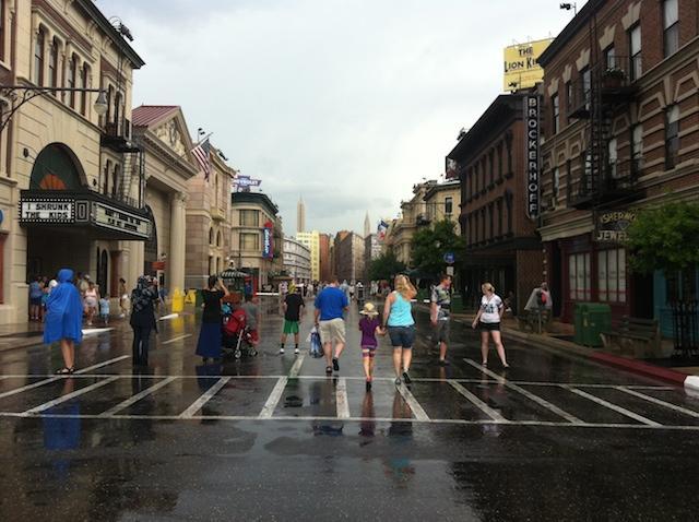 Ruas Disney Hollywood - Orlando