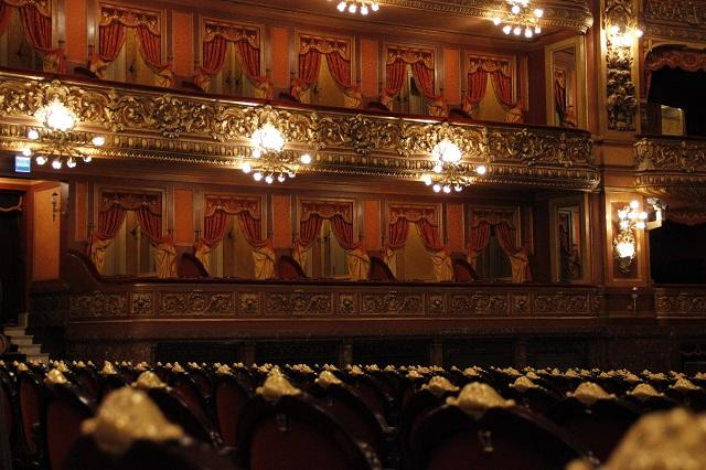Visita Teatro Colón, Buenos Aires