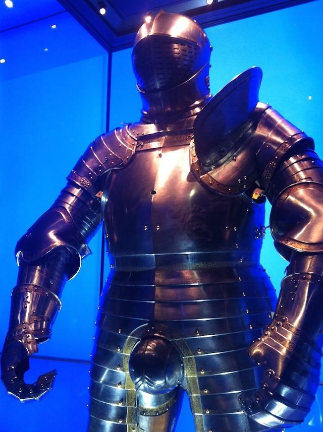 Torre de Londres armadura