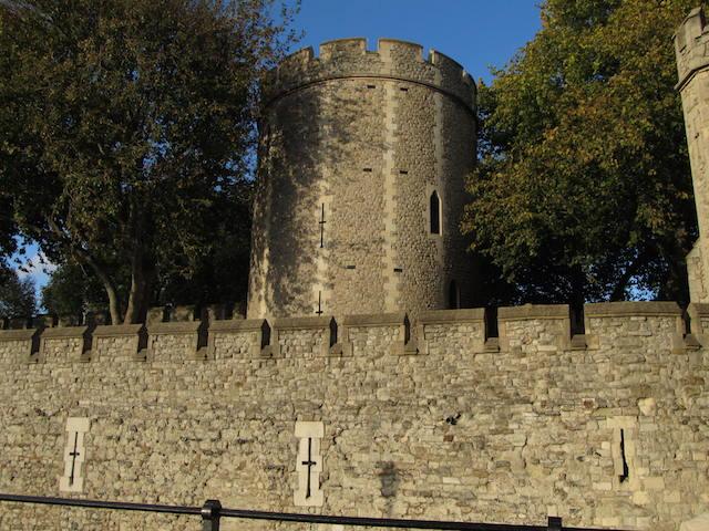 Torre de Londres castelo