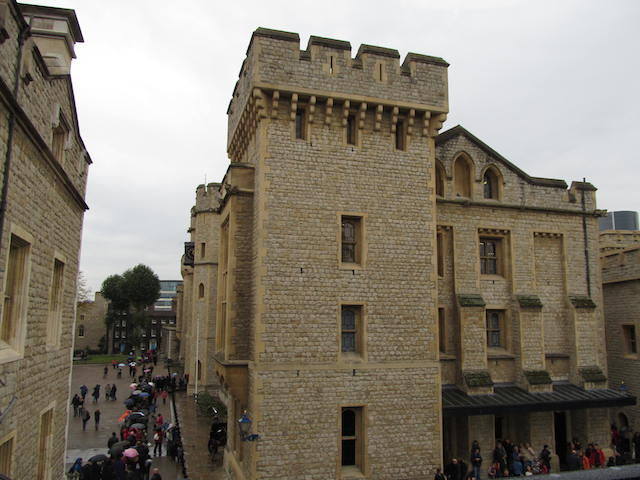 Torre de Londres interna