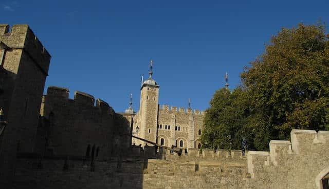 Torre de Londres white tower