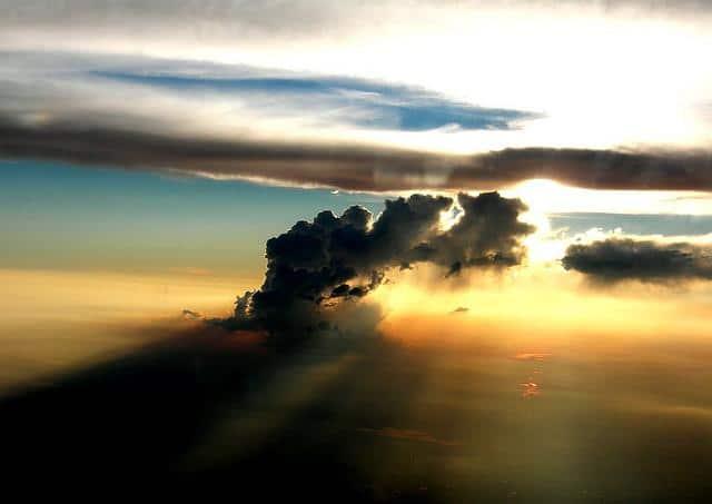 fotos janela avião