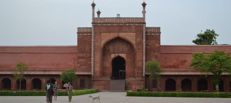 Onde ficar em Agra, Índia
