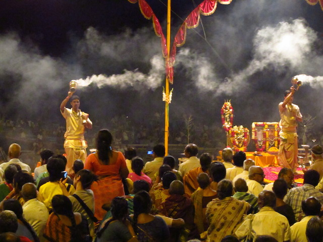 onde ficar em varanasi ghat