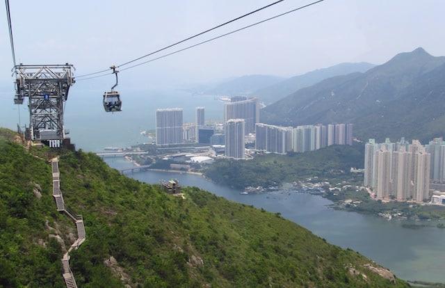 Cable Car Hong Kong