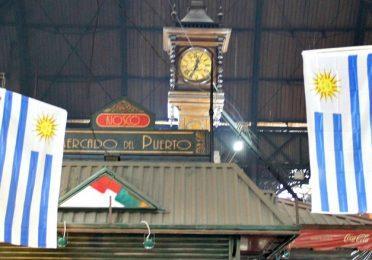 Conheça o Mercado del Puerto, em Montevidéu