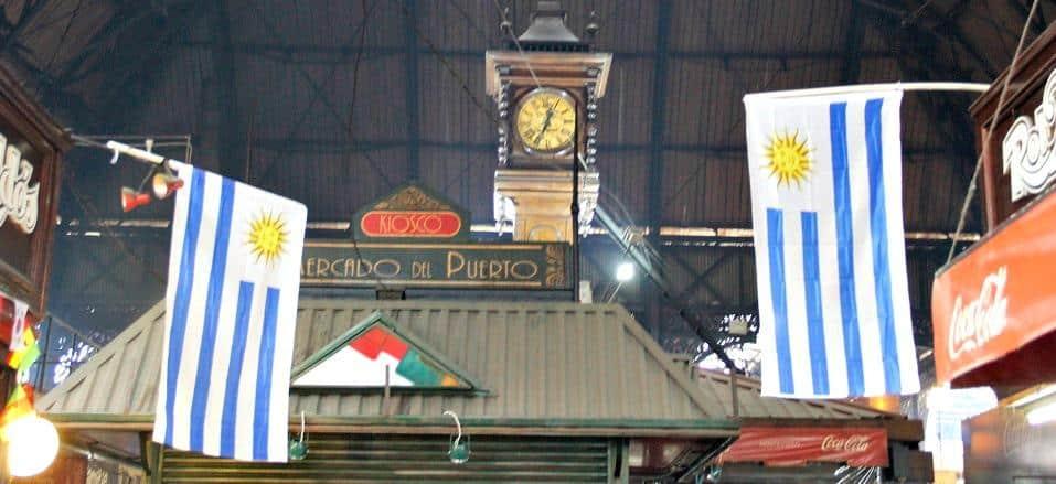 Mercado del Puerto, Montevidéu
