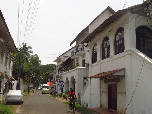 Rua de Fort Cochim
