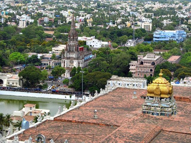 Tiruchirappalli, Rockfort