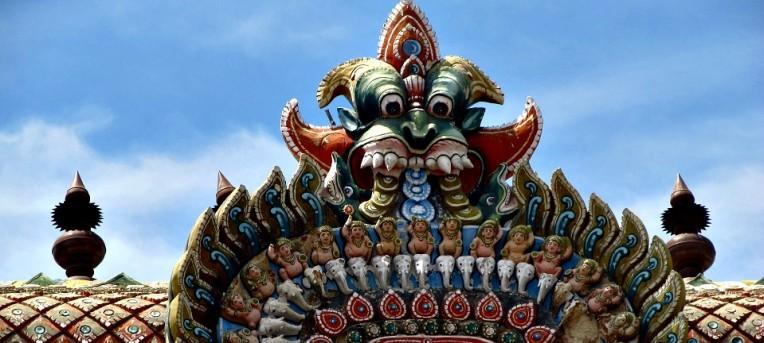 Tiruchirappalli, a Índia que não conhece estrangeiros