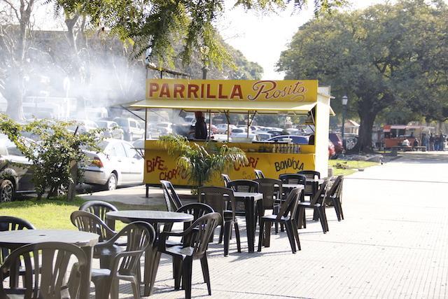 Barraquinhas - Puerto Madero - Buenos Aires