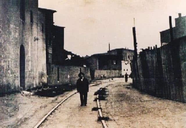 Caminito em 1930