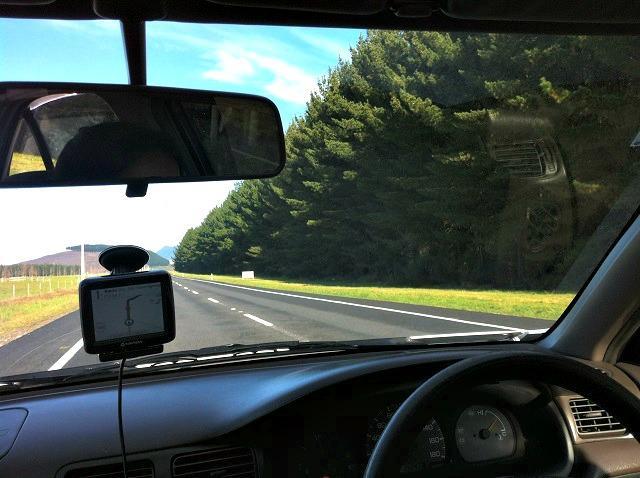 Carro Nova Zelândia