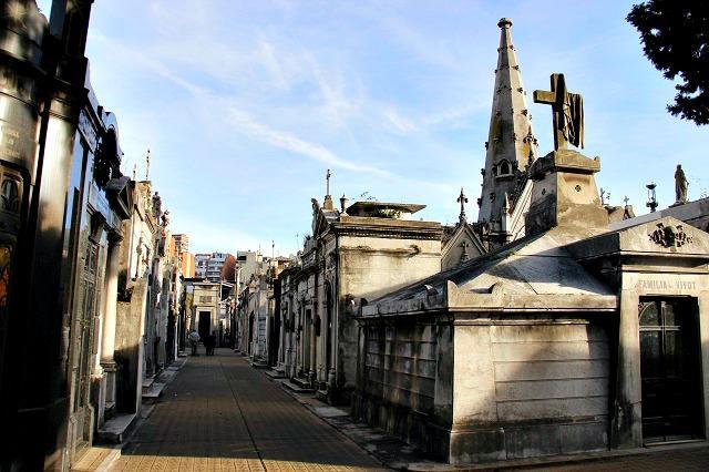 Cemitério da Recoleta, Argentina