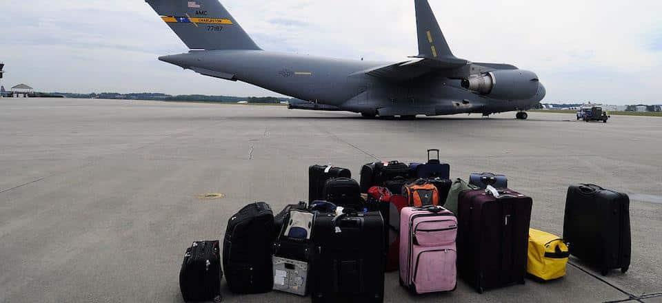 17 problemas que só uma mala pode causar