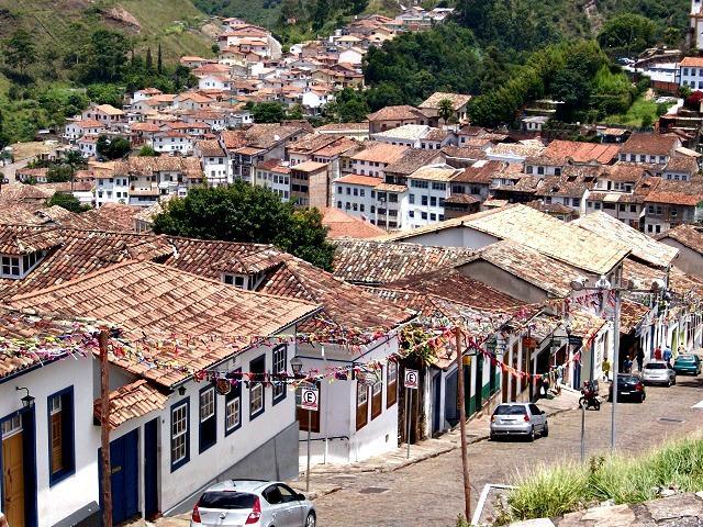 Onde ficar em Ouro Preto MG