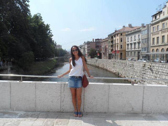 Ponte Latina - Sarajevo
