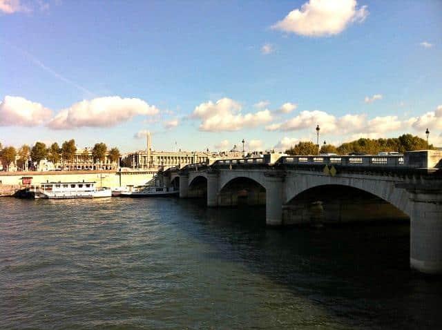 Ponte da Concórdia, Paris
