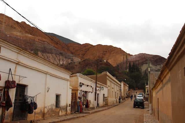 Purmamarca - Quebrada do Humahuaca - argentina