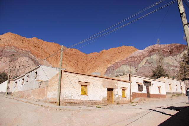 Purmamarca - Quebrada do Humahuaca