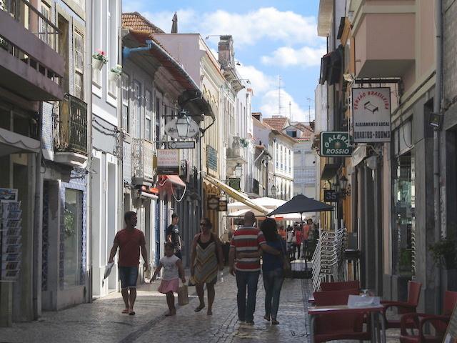 Rua Aveiro Portugal