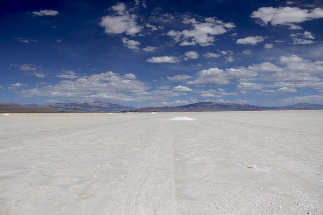 Salinas Grandes - Argentina