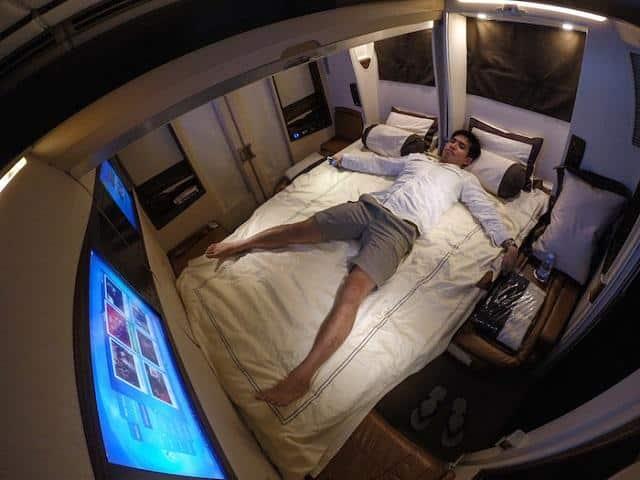 cama da suites class