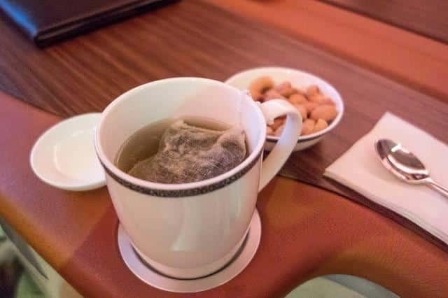 chá singapore