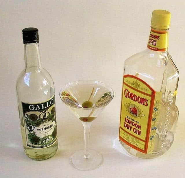 dry-martini estados unidos