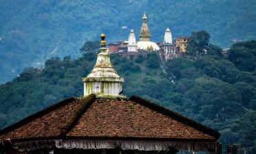 Swayambhunath, o Templo dos Macacos no Nepal