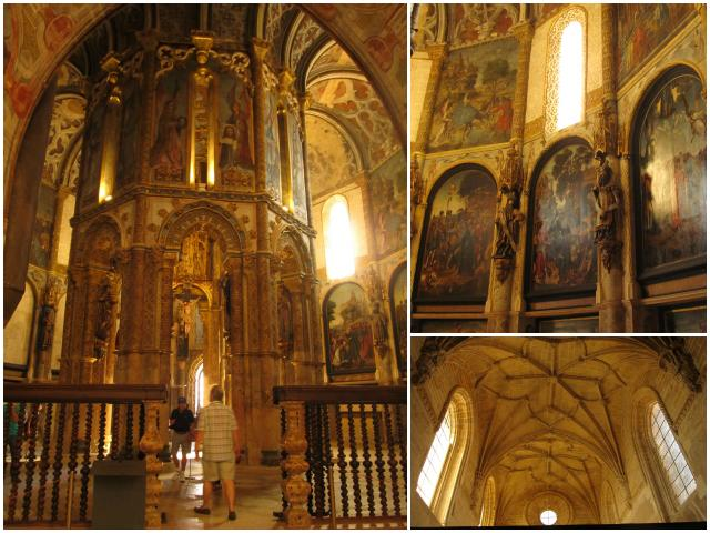 Charola Convento de Cristo