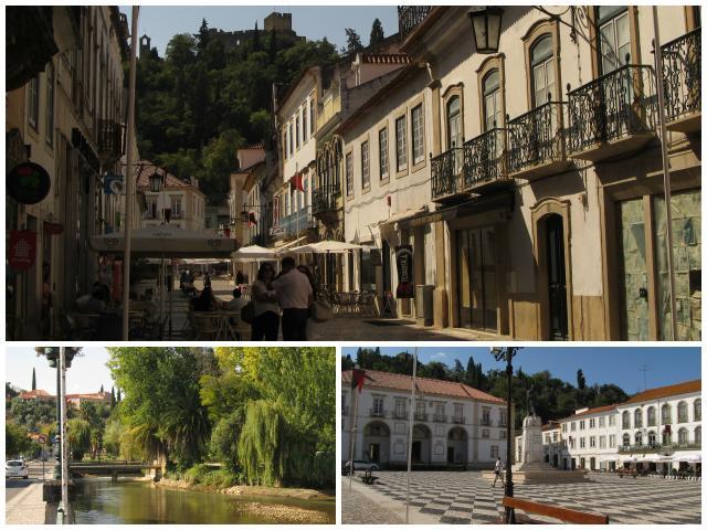 Cidade Tomar Portugal