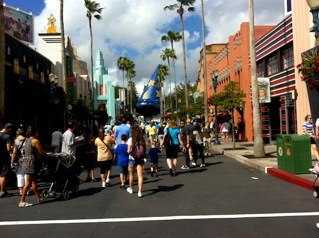 Disney Hollywood Orlando