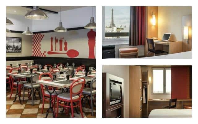 Hotéis em Paris que falam português