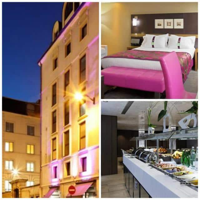 Hotéis que falam português em Paris