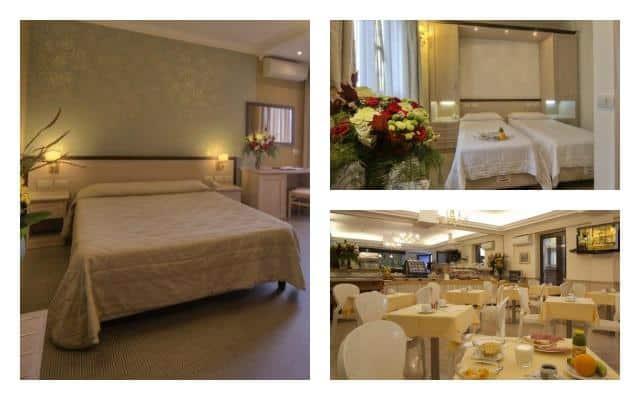 Hotéis em Roma para brasileiros