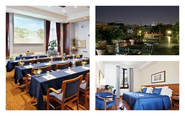 Hotéis que falam em português em Roma