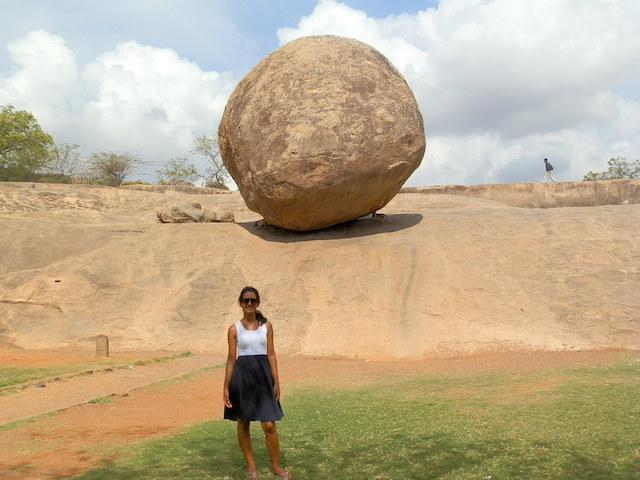 Mamallapuram-Krishna-Butter-Ball