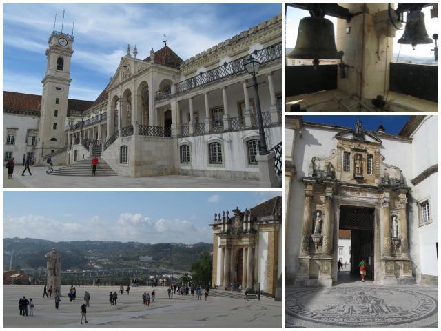 Paço das Escolas O que fazer em Coimbra