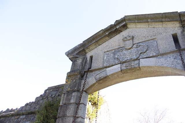 Portão de Colonia del Sacramento